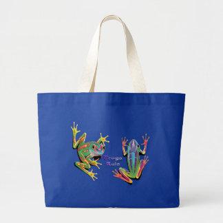 Frogs Rule Bags