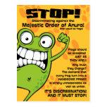 Frogs Rule Postcard