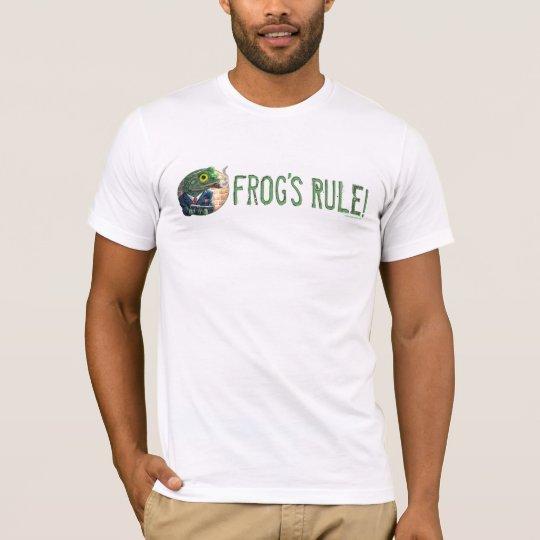 Frog's Rule! T-Shirt