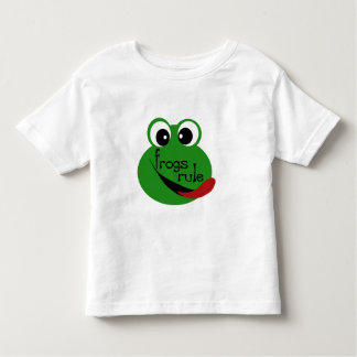 Frogs Rule T-shirts and Gifts