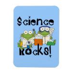 Frogs Science Rocks Flexible Magnets