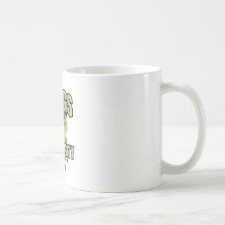 Frogs University Coffee Mug