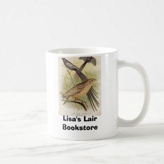 Frohawk - Long-Tailed Whydah Coffee Mug