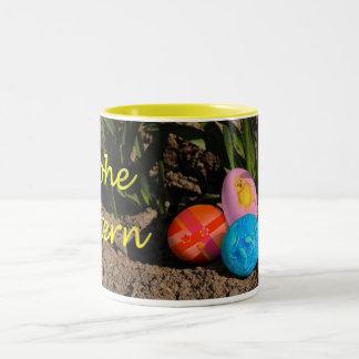 Frohe Ostern Kaffeetasse