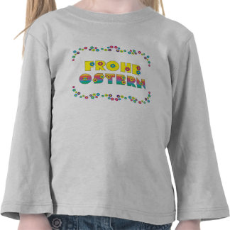 Frohe Ostern Tshirt