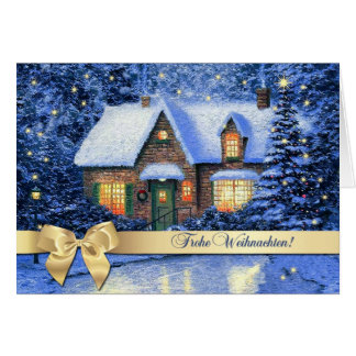 german christmas cards greeting photo cards zazzle. Black Bedroom Furniture Sets. Home Design Ideas