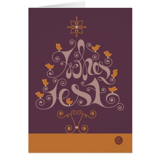 Frohes Fest Cards