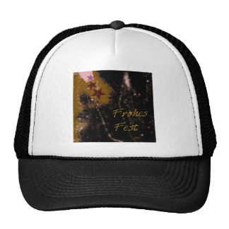 frohes Fest Trucker Hat