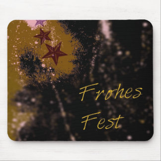 frohes Fest Mouse Pad