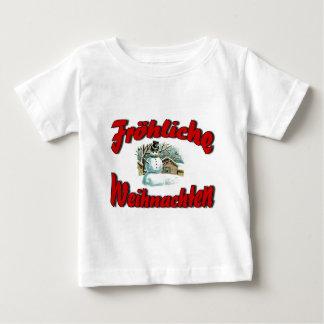 Fröhliche Weihnachten T Shirt