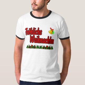 Fröhliche Weihnachten T-Shirt