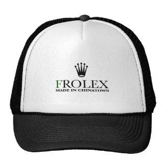 FROLEX TRUCKER HAT