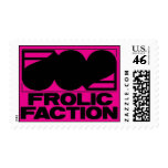Frolic Faction Stamps