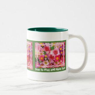 Frolic in Daisies Mug