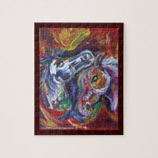 Frolic Painting Printed Puzzle