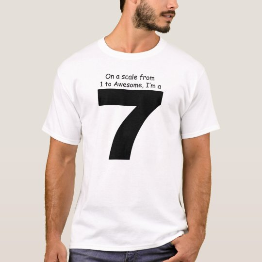 From 1 to Awesome T-Shirt