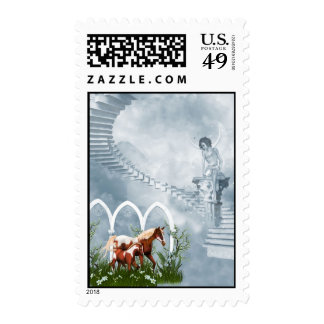 From A Distance Postage Stamps