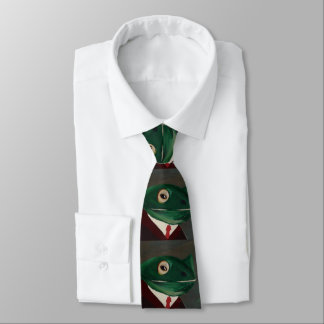 from a Frog into a Prince Tie