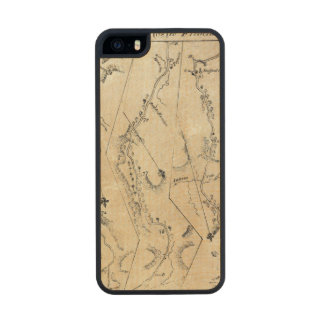 From Annapolis to Fredericksburg 68 Maple iPhone 5 Case