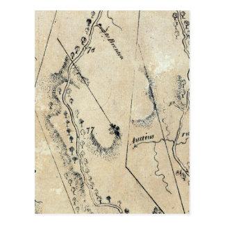 From Annapolis to Fredericksburg 68 Postcard