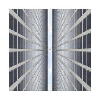 From Below Canvas Print