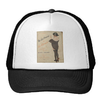 From Brown to Blonde by Raphael Kirchner Trucker Hat
