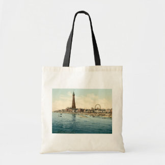 From Central Pier, Blackpool, England Budget Tote Bag