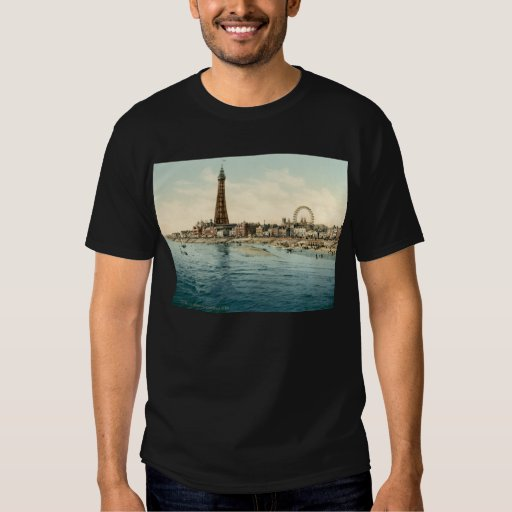 From Central Pier, Blackpool, England T-shirts