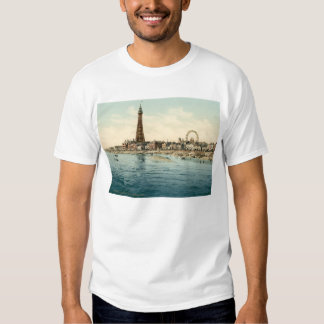 From Central Pier, Blackpool, England Tee Shirt