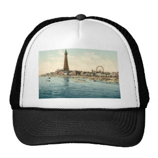 From Central Pier, Blackpool, England Trucker Hat