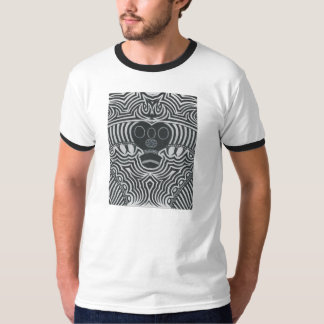 From Chaos Comes Clarity-mirrored-by KLM T-shirt