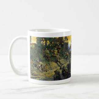From Cornrow to Hedgerow by Keith Rocco Classic White Coffee Mug
