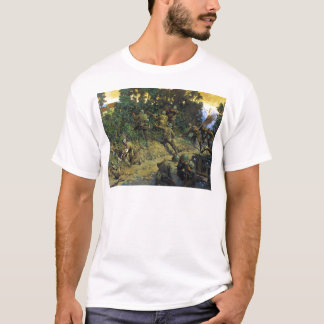 From Cornrow to Hedgerow by Keith Rocco T-Shirt
