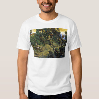 From Cornrow to Hedgerow by Keith Rocco Tee Shirt