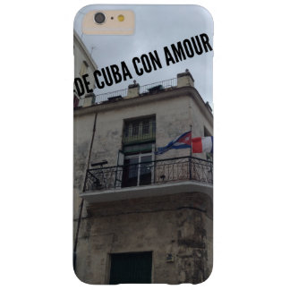 From Cuba with love Barely There iPhone 6 Plus Case