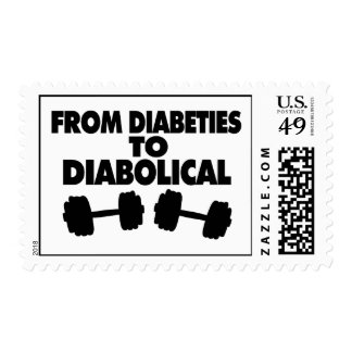 From Diabeties To Diabolical Postage