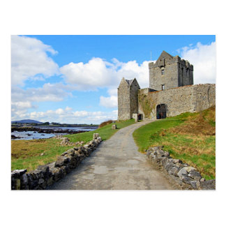 From Dunguaire Castle Postcard