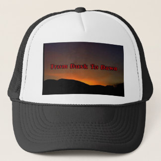 From Dusk to Dawn Logo Hat 2