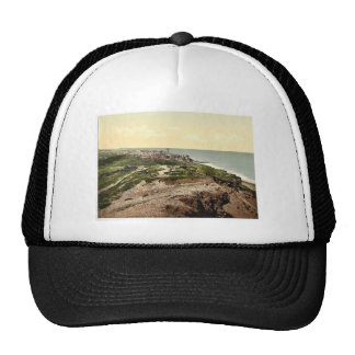 From E. Cliff, II., Cromer, England vintage Photoc Trucker Hat