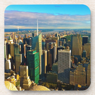 From Empire State Building Drink Coasters