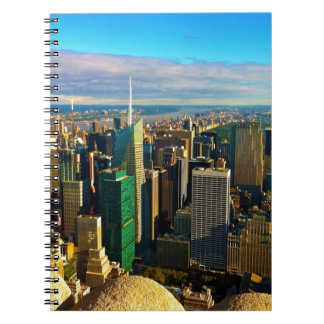 From Empire State Building Spiral Notebook