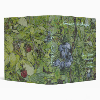 From Field to Table - Organic Recipes Binder