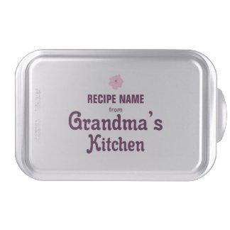 From Grandma's Kitchen Cake Pan