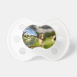 From Grass To Glass Pacifier