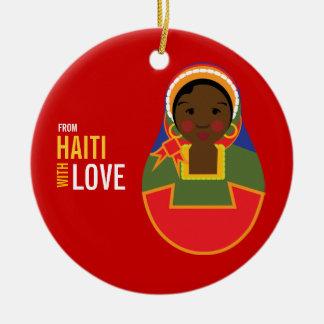 From Haiti With Love Adoption Keepsake Ornaments