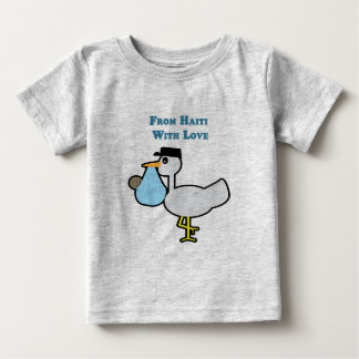 From Haiti with Love Baby T-Shirt