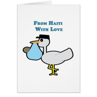 From Haiti with Love Card