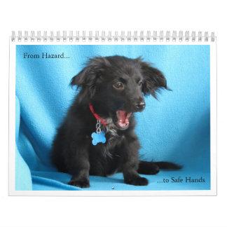 From Hazard to Safe Hands Calendar