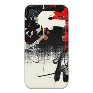 From High iPhone 4 Case