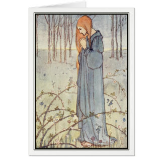 From House to Home by Florence Harrison Greeting Card
